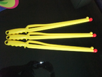 Folding Wand * Citrus Yellow *
